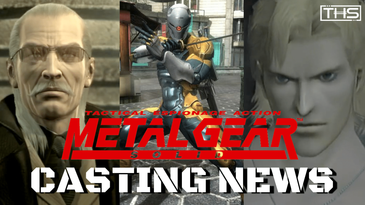 Exclusive: Casting Is Underway For Metal Gear Solid Villain