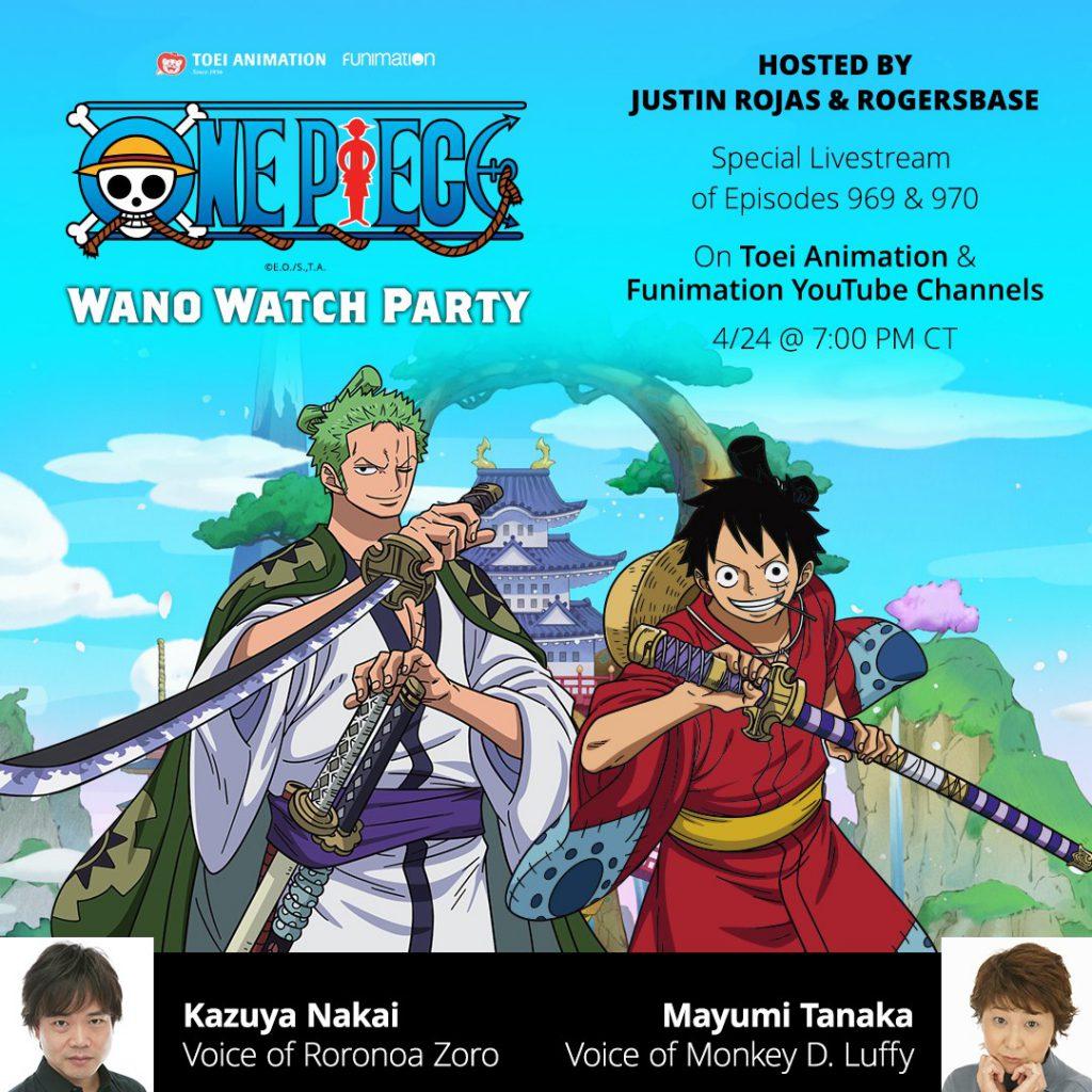 One Piece Wano Watch