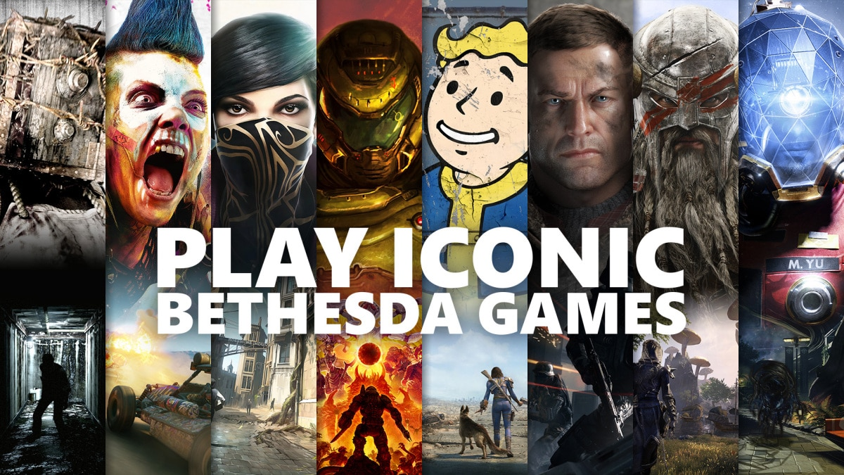 Xbox Game Pass Makes 20 Bethesda Games Available on March 12