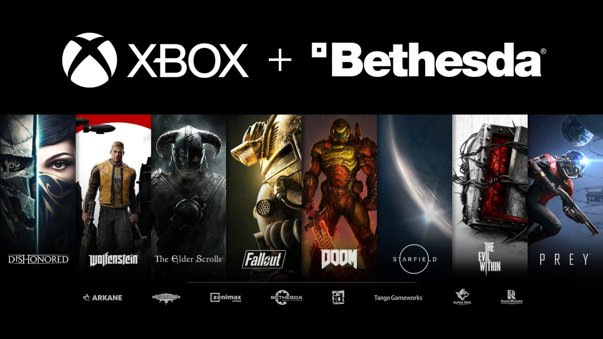 Microsoft Completes Acquisition Of Bethesda, Teases Event This Week