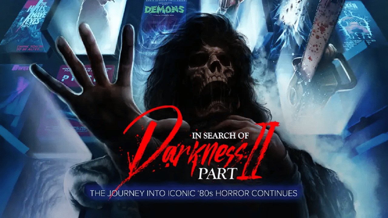 More 80's Horror: In Search Of Darkness Part II Heads To Shudder