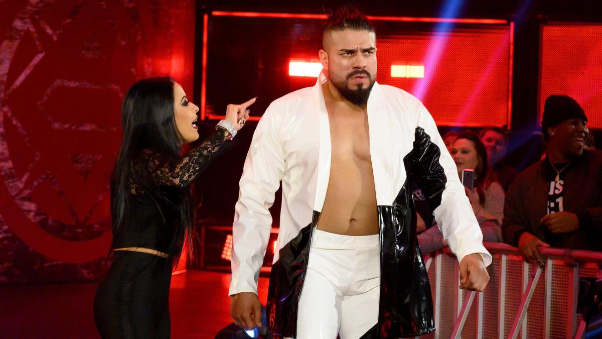 THS Rumor Watch: Andrade Asks For Release From WWE