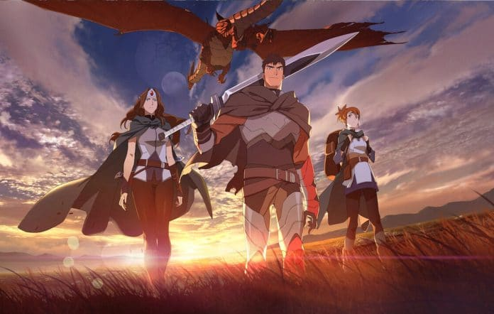 Dota: Lots of Dragon's Blood, and Others' Beside (Spoilery Anime Review)