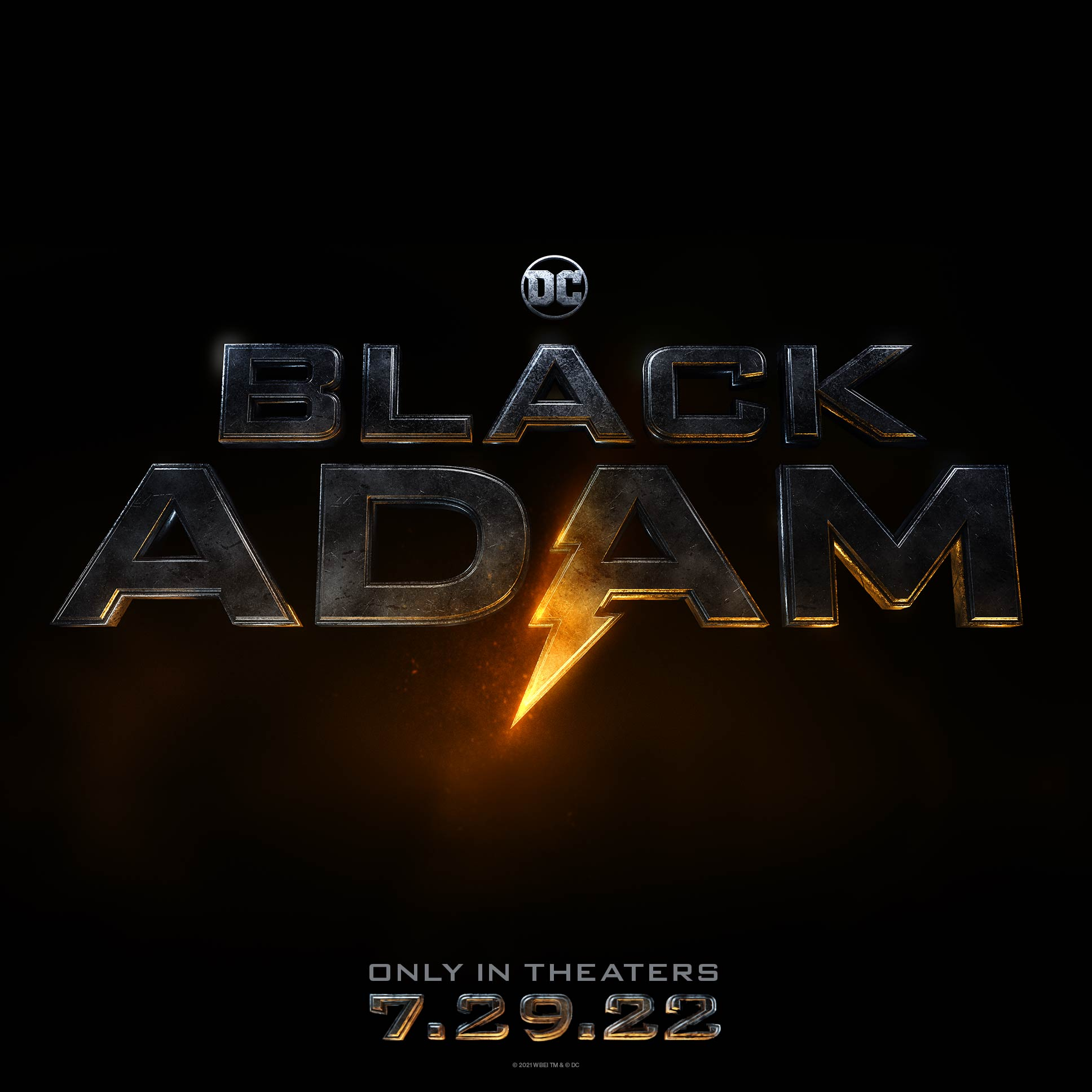 Black Adam Lands In Theaters July 2022