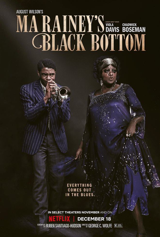 Chadwick Boseman Gets Posthumous Nomination for Oscar for Ma Rainey's Black Bottom