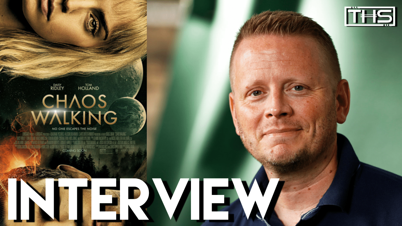 Author Patrick Ness Talks Chaos Walking, Doctor Who & More