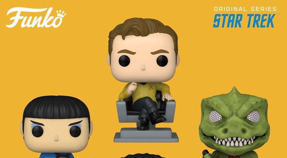 Funko: Star Trek Original Series Pops