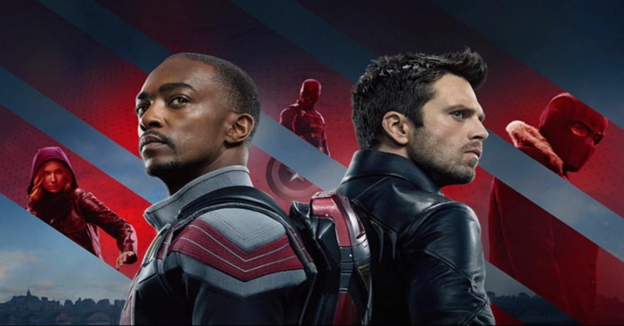 Intel From The Falcon And The Winter Soldier Junket