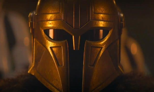 A Sad And Gruesome Truth About The Armorer In Star Wars: The Mandalorian