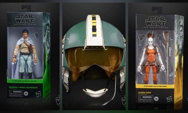 Hasbro: New Star Wars The Black Series Figures And Helmet Available Today For Pre-Order