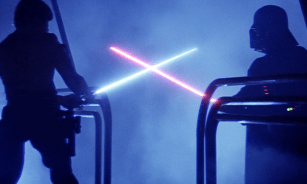 Star Wars: Disney Has Invented A Real Lightsaber