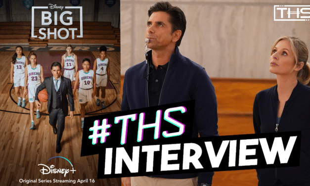 "Big Shot's Jessalyn Gilsig: ""I'm Delusional About My Basketball Abilities"""