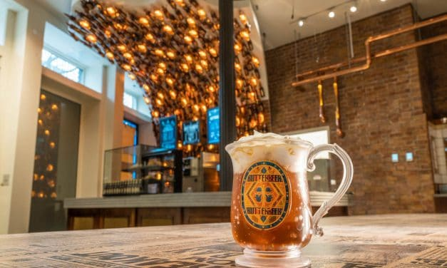 Harry Potter And Butterbeer Are Heading To The Big Apple