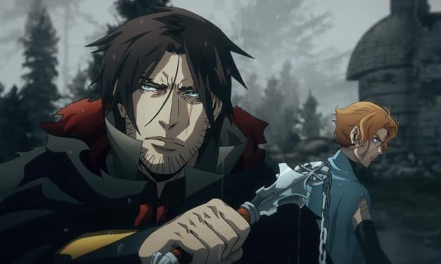 Castlevania Releases First Look Images From Final Season