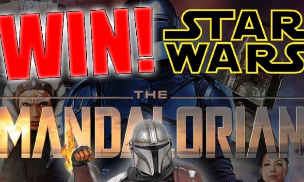 Star Wars Giveaway: This is the May, Er, Way!