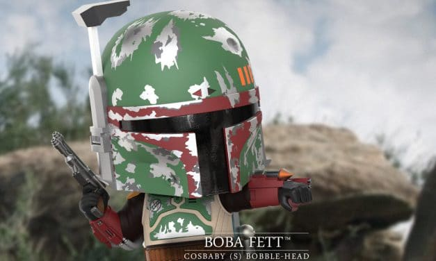 Hot Toys: The Mandalorian Cosbaby Bobble-Head Figures Revealed