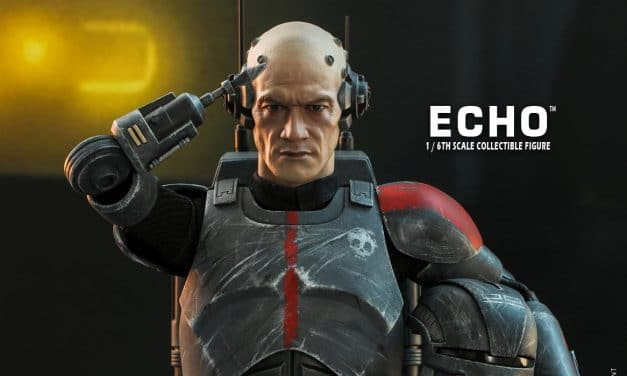 Hot Toys: The Bad Batch Sixth Scale Echo Revealed
